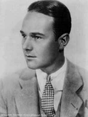 William Haines, 1928